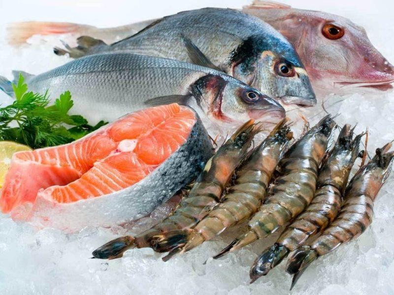Глазури на рыбе станет меньше