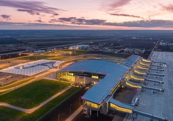 Очередным успешным проектом ПАО «Европейская Электротехника» стал аэропорт «Платов»
