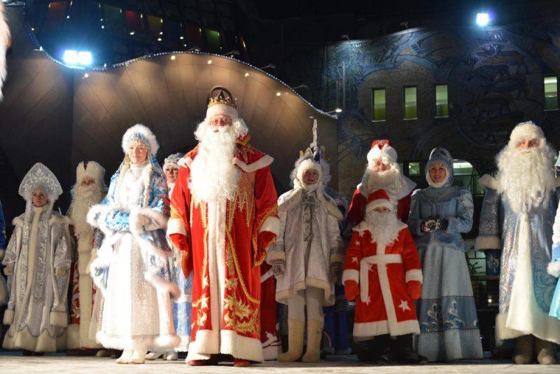 Ханты-Мансийск стал Новогодней столицей России