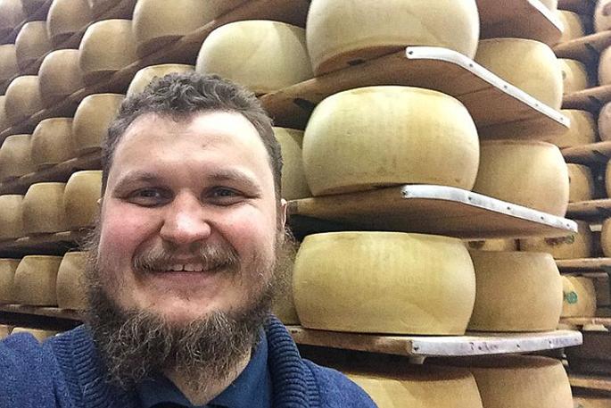 Олег Сирота получил грант и построит новую сыроварню в Истринском районе