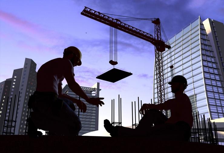Словацкая экономика справляется с кризисом, но строительство все еще потряхивает