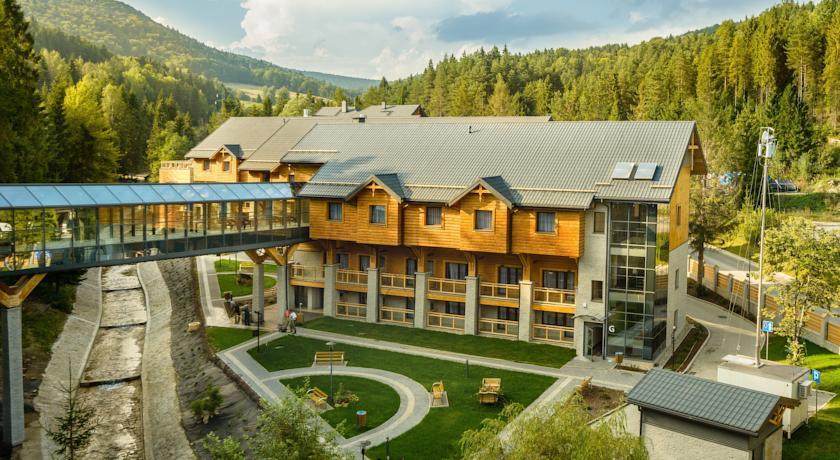 Польша прирастает туризмом. Рекордный рост количества спальных мест в отелях