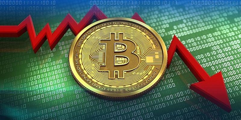 Курс криптовалют падает