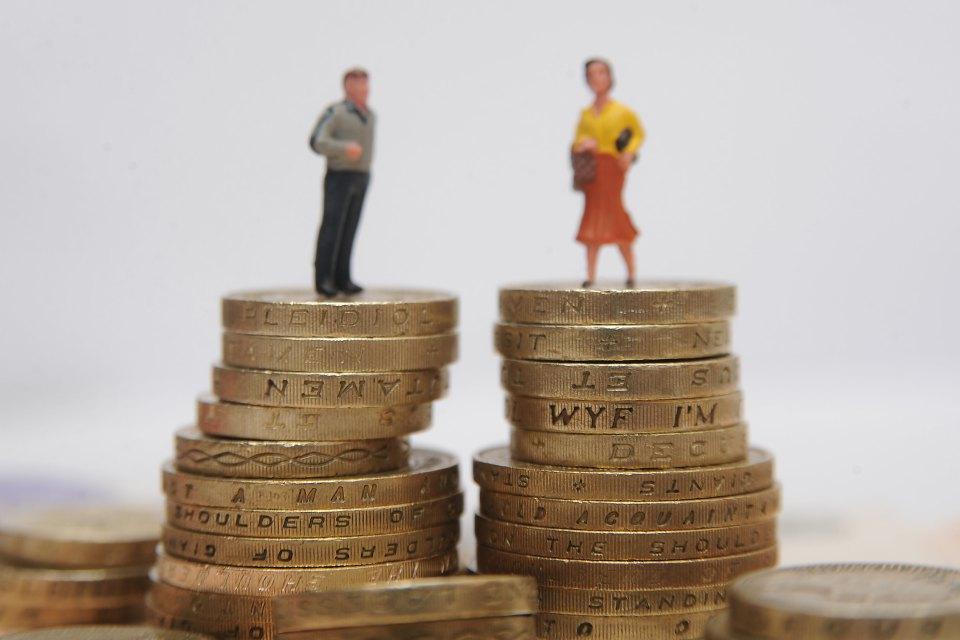 разница зарплат картинки безупречного