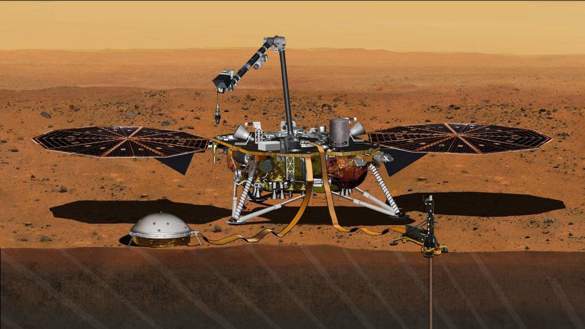 Космическое агентство NASA протестировало нового робота