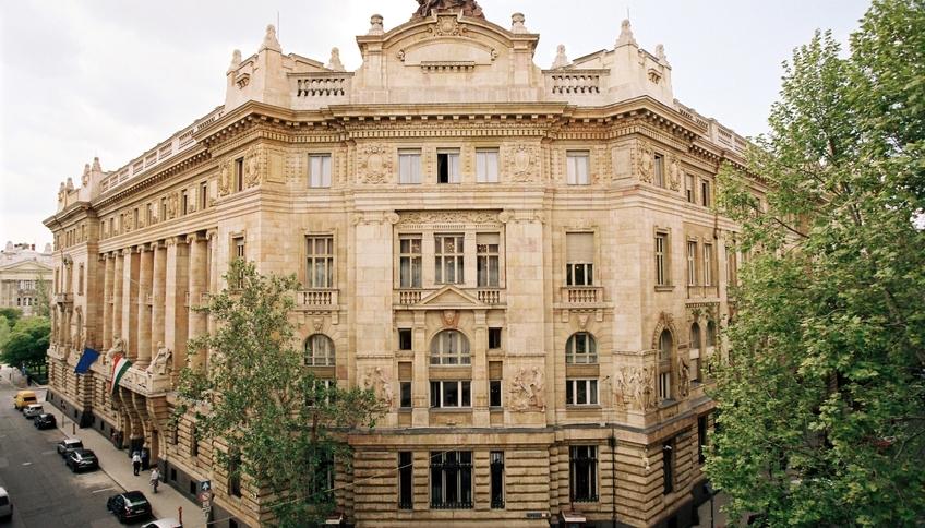 Резервы золота переехали из Лондона в Будапешт