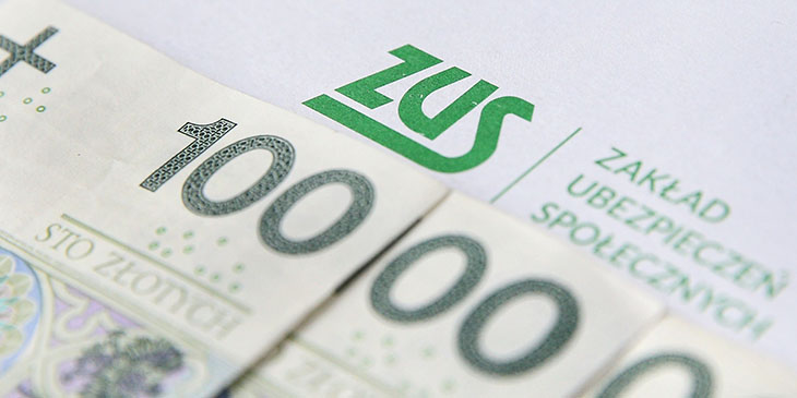 ZUS были осуществлены взносы на сумму 60 млрд. злотых