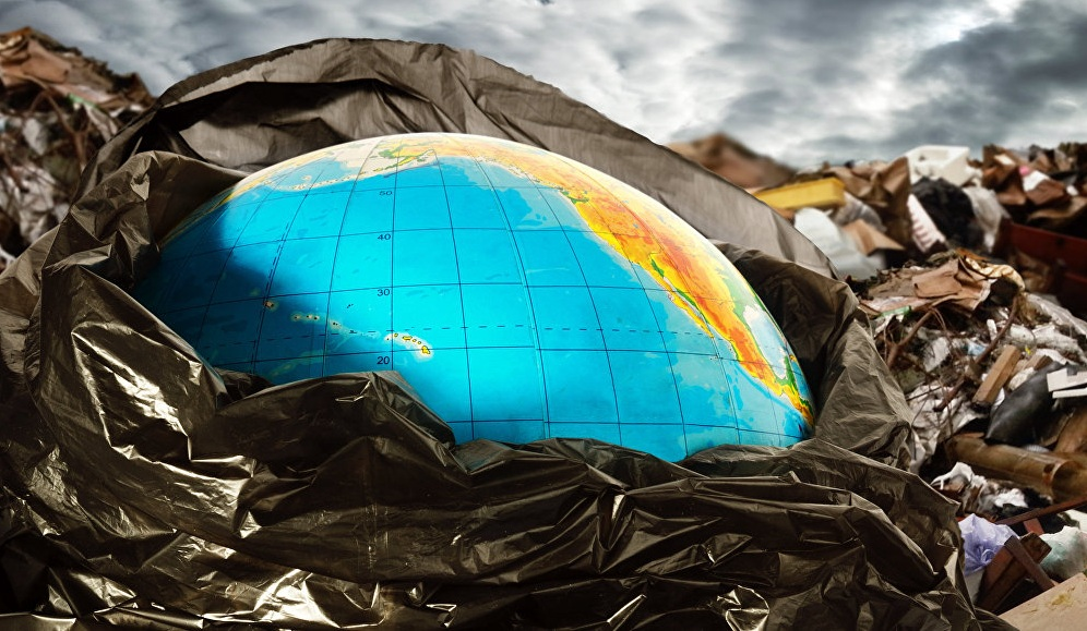 Чехия объявила войну пластиковой упаковке – чуме XXI века