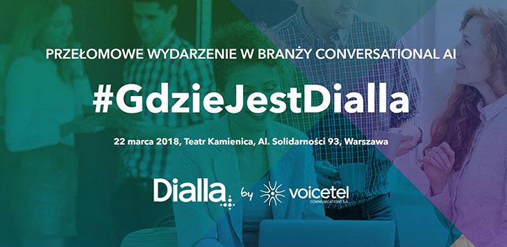 #GdzieJestDialla уже в Варшаве