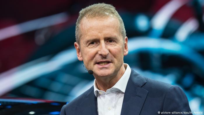 Херберт Дис станет новым главой концерна Volkswagen