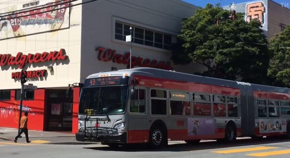Достойный пример: городской транспорт Сан-Франциско