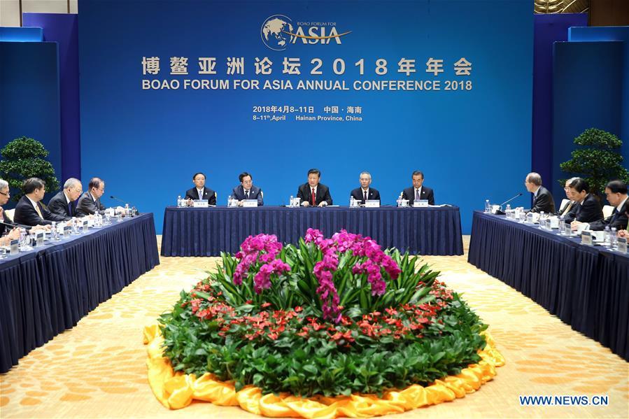 Си говорит, что Belt and Road Initiative не интрига Китая