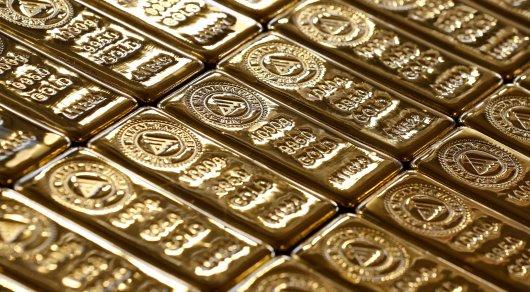 Турция перестала хранить свой золотой резерв в банкахСША