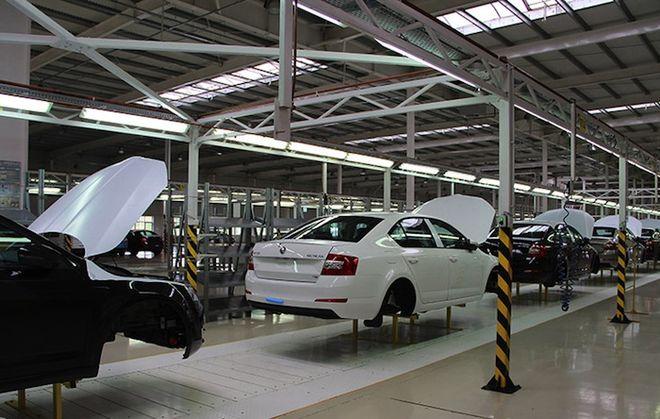 Производство автомобилей вУкраине упало в50раз