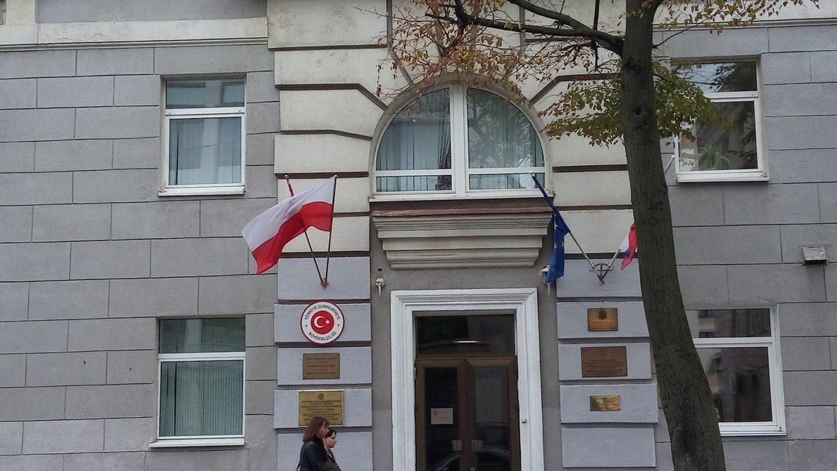 Ликвидация ОСТиИ Посольства Республики Польша в Минске