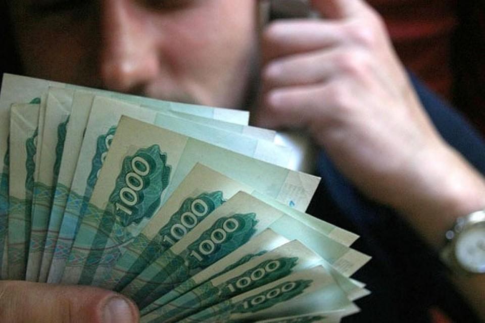 В России обнародовали информацию о размере средней зарплаты населения