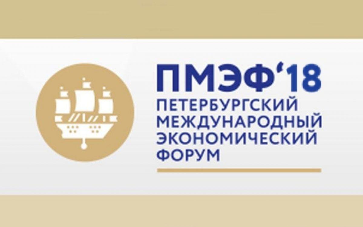 Официальное открытие Петербургского экономического форума
