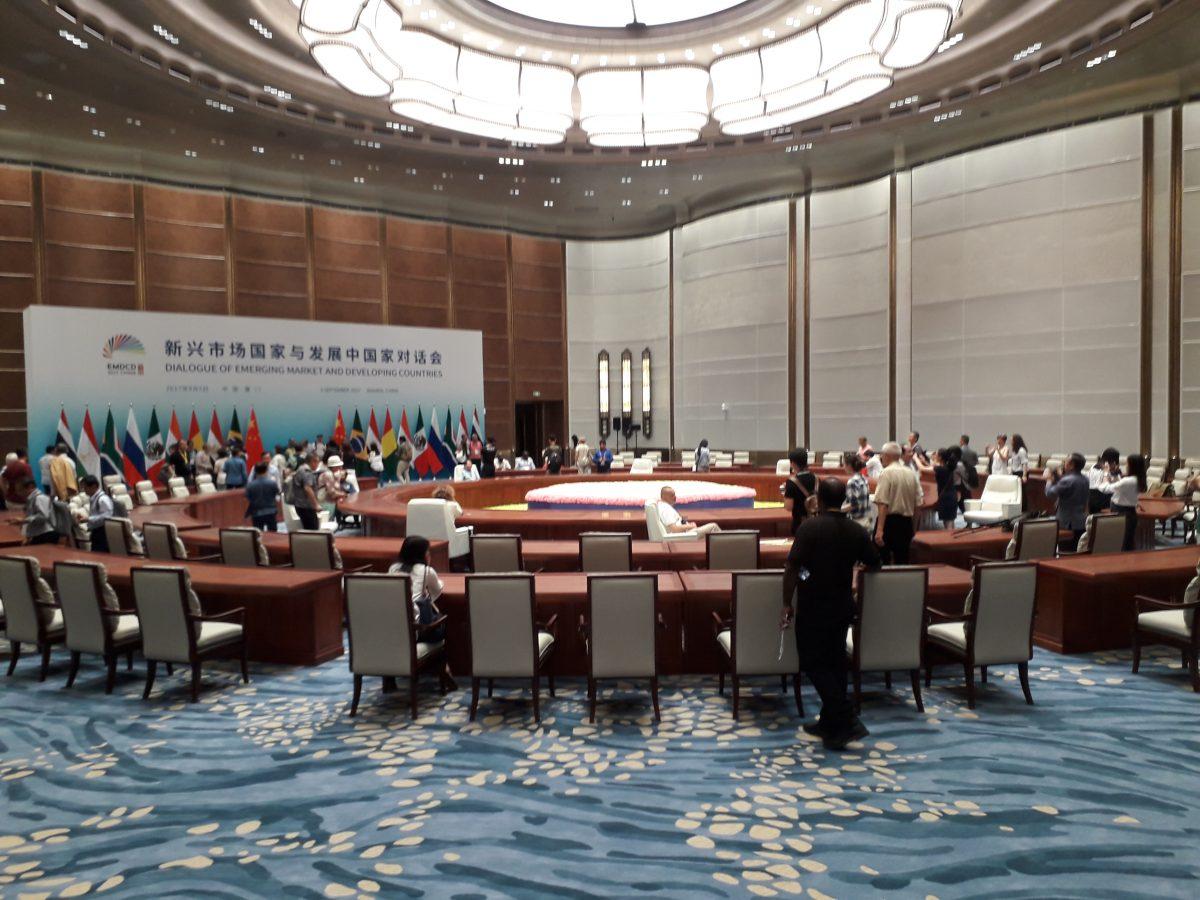 Глава Варшавской Торгово-промышленной палаты Марек Трачик принял участие во Всемирном форуме журналистов в Китае