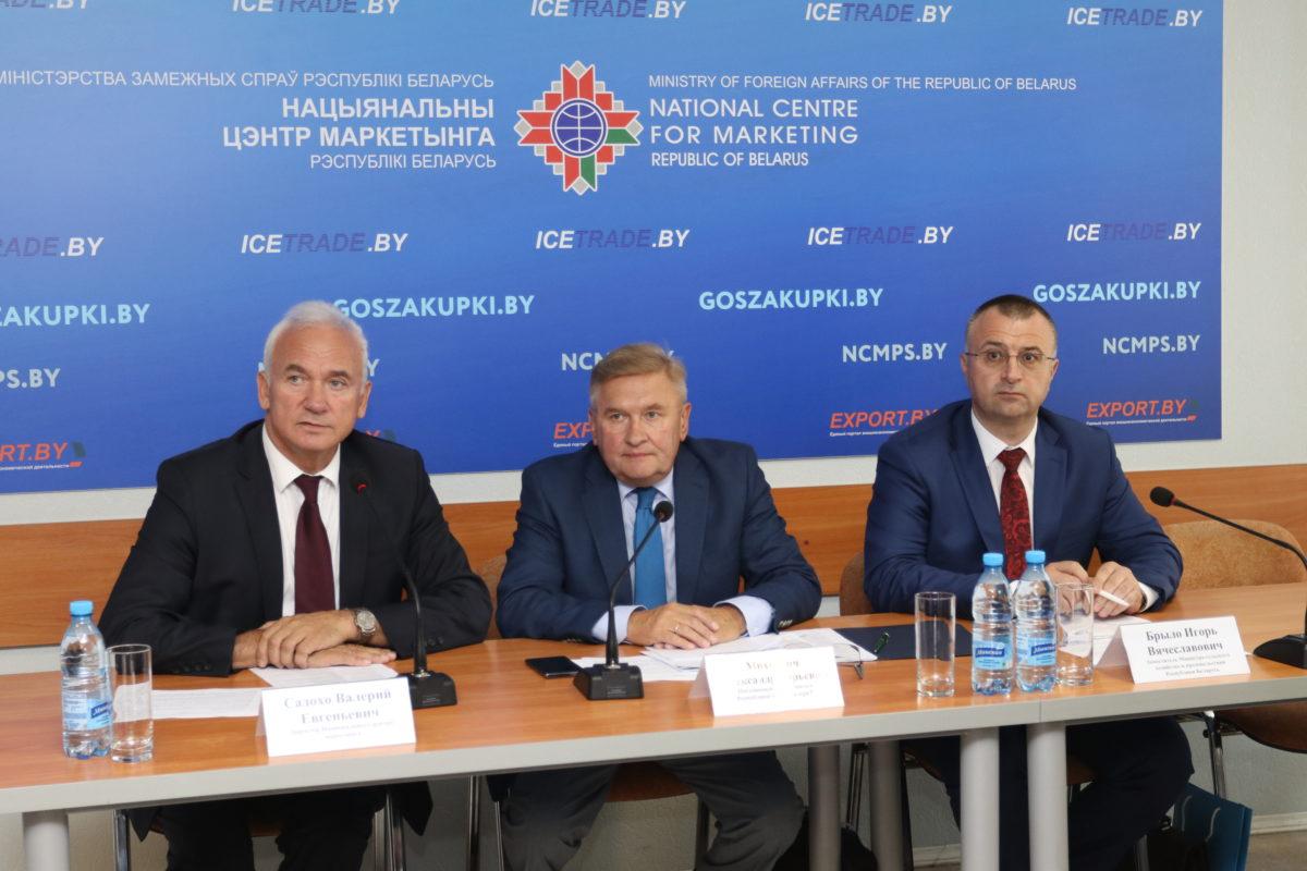 Белорусским производителям нужно активнее преодолевать барьеры в торговле с ЕС