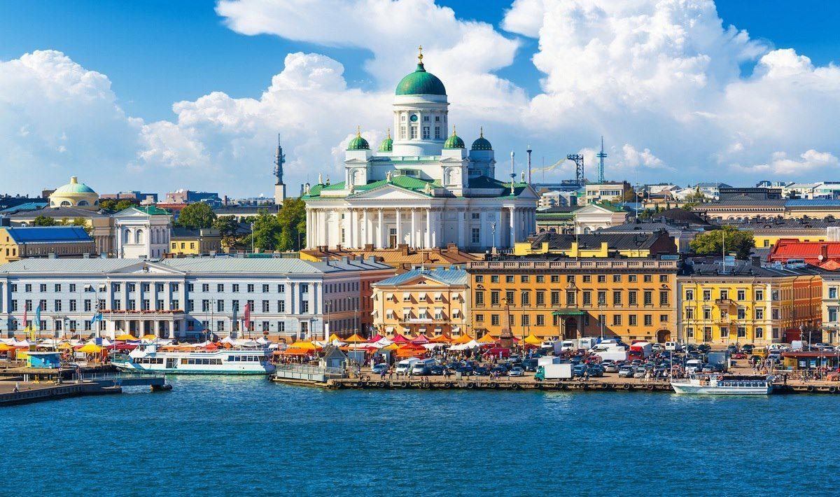 В столице Финляндии появляется все больше жителей  иностранного происхождения.