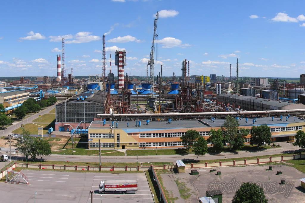Беларусь. Белстат сообщил о снижении количества рабочих мест в промышленности