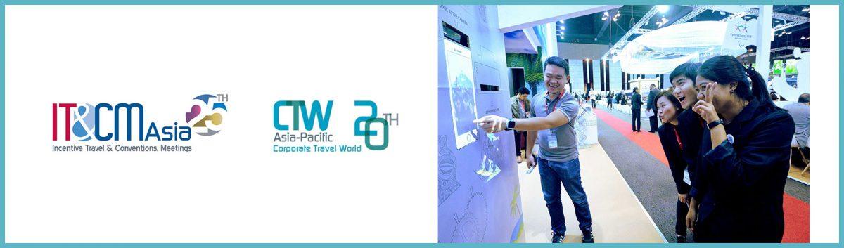 TTG Polska спонсирует поездку специалистов туристической отрасли в Тайланд на IT&CMA and CTW Asia-Pacific