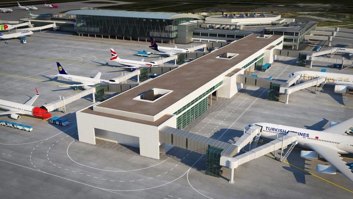 Аэропорт Будапешта расширяет инфраструктуру
