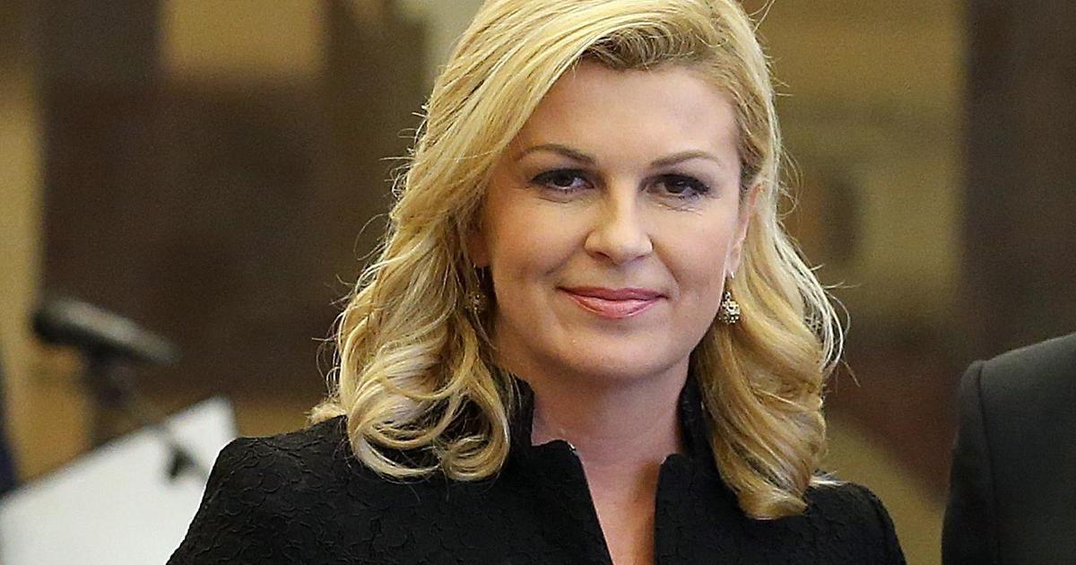 """Президент Хорватии Грабар-Китарович: инициатива «Три моря» должна уменьшить различия между """"старой"""" и """"новой"""" Европой"""