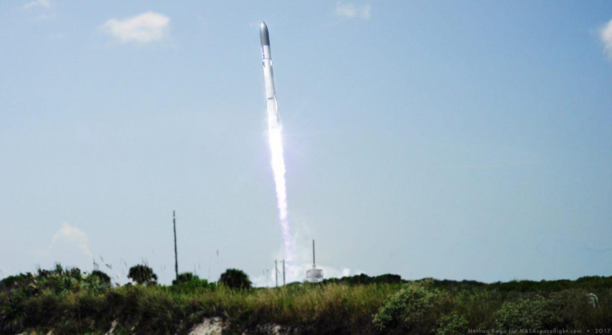 Blue Origin заключила партнерство с Launch Services Agreement (LSA) с ВВС США