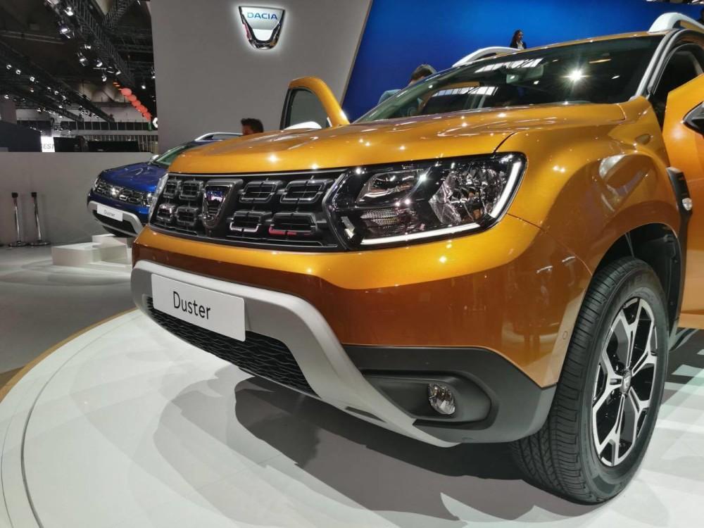 """Румынский автомобильный производитель Dacia (Группа Renault)сегодня презентовала новый ассортимент двигателей для """"паркетников"""" Duster"""