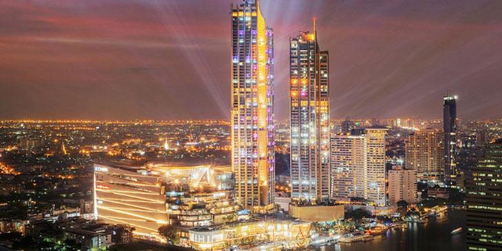 В столице Таиланда Бангкоке открылся мега-молл. Бюджет – 1,7 миллиарда долларов