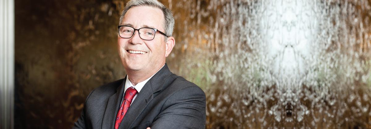 Лиам Браун берет на себя руководство Marriott в Европе