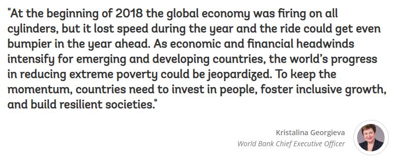 Кристалина Георгиева,Генеральный директор Всемирного банка