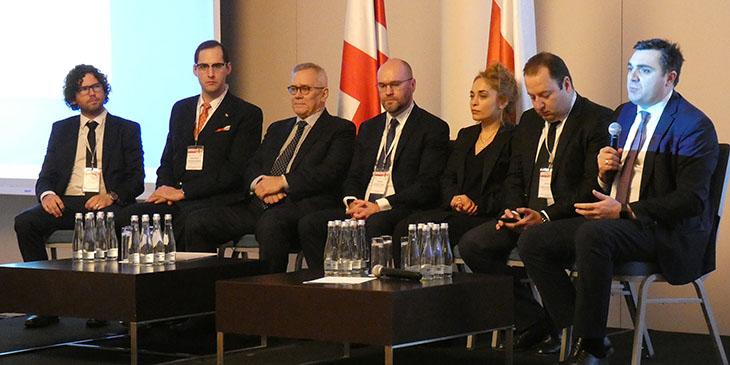 Польско-грузинский бизнес-форум 2019 состоялся в Варшаве