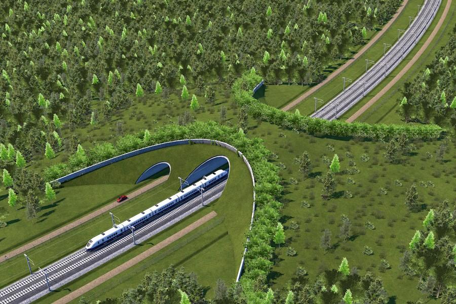 Rail Baltica: опубликовано предварительное расписание