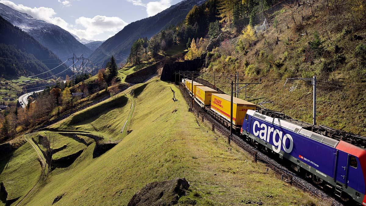 DHL ускоряется по маршруту «Китай-Европа»