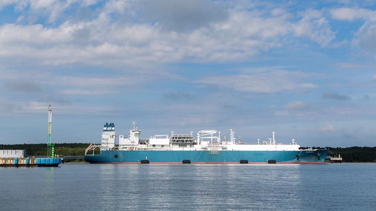 Литовская Klaipėdos nafta хочет приобрести газовый терминал