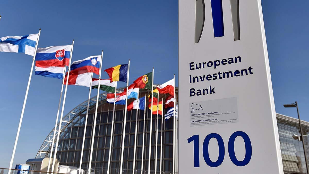 ЕИБ выходит из проектов с ископаемым топливом