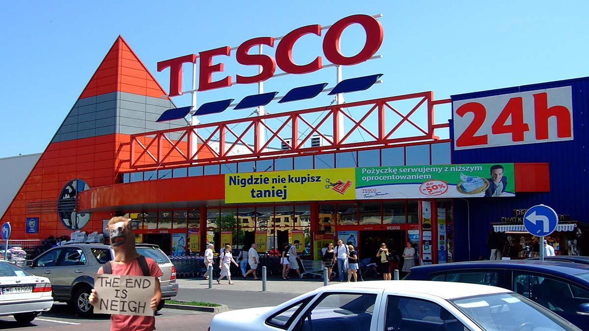 Tesco уходит с польского рынка
