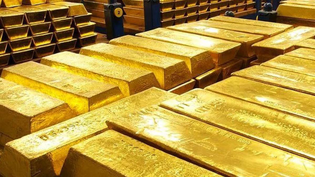 Нацбанк Польши вернул из Лондона 100 тонн золота