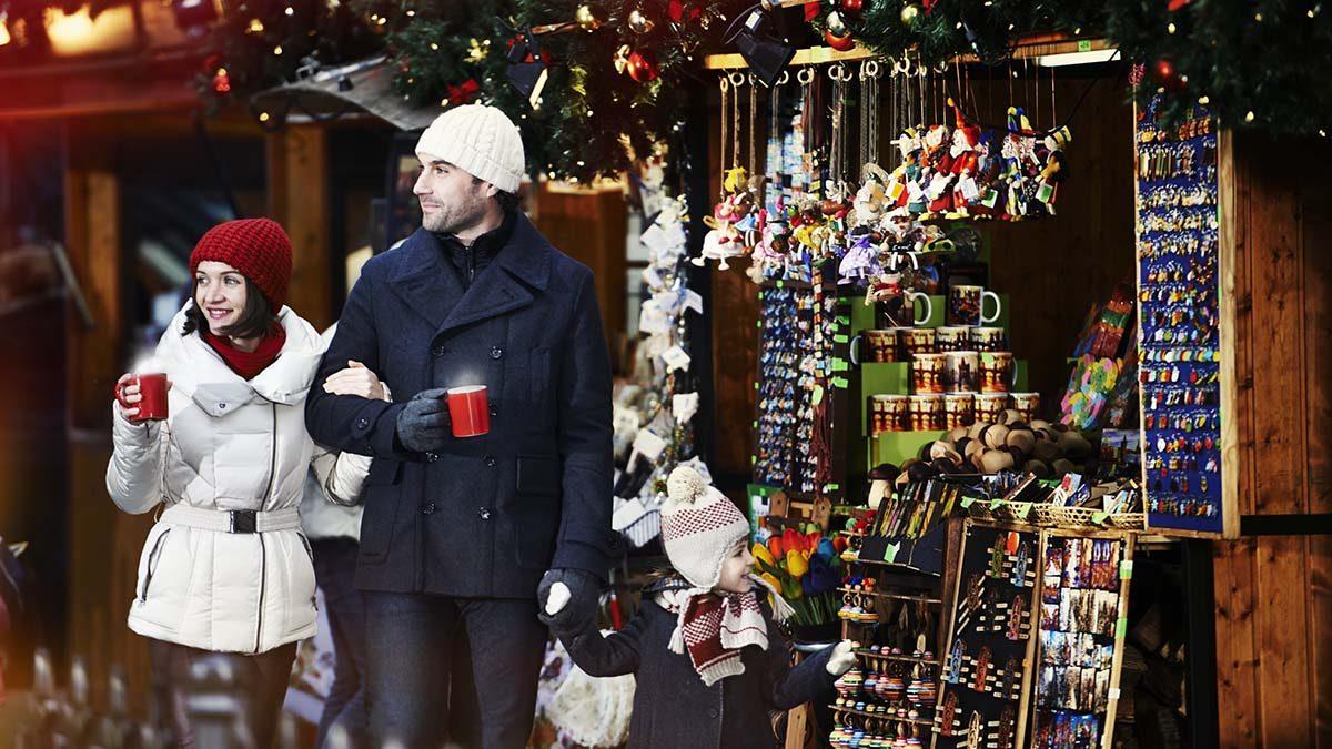 В Чехии начался сезон рождественских покупок