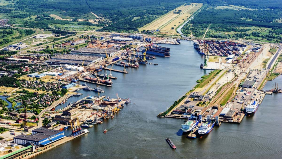Китай хочет получить контроль над портом в Клайпеде
