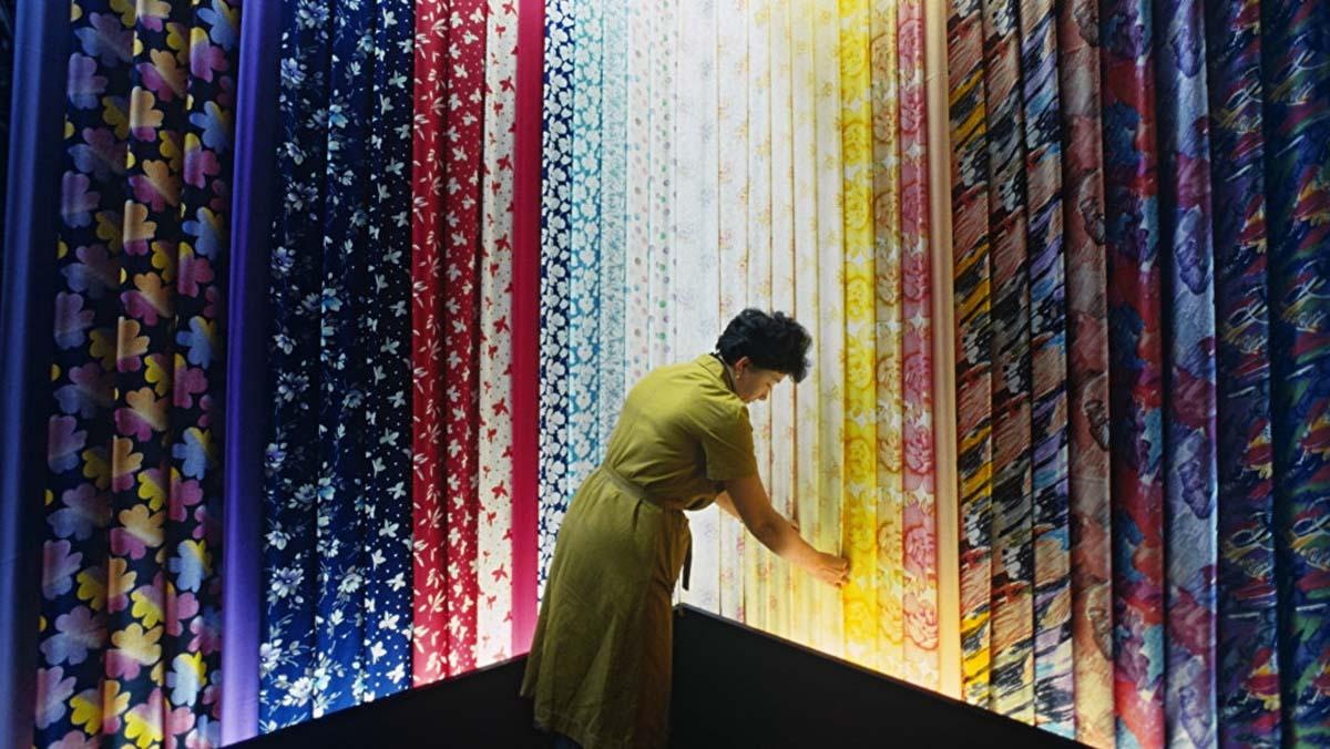 В Варшаве презентовали узбекский текстиль