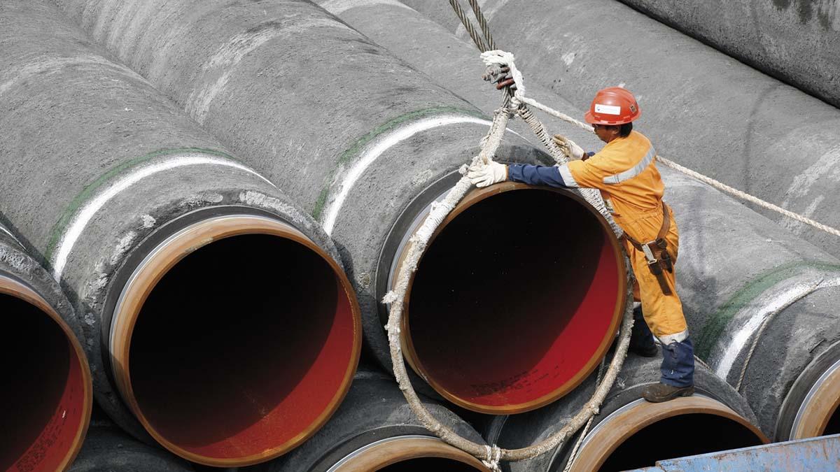 Газовый рынок Литвы интегрируется с Евросоюзом