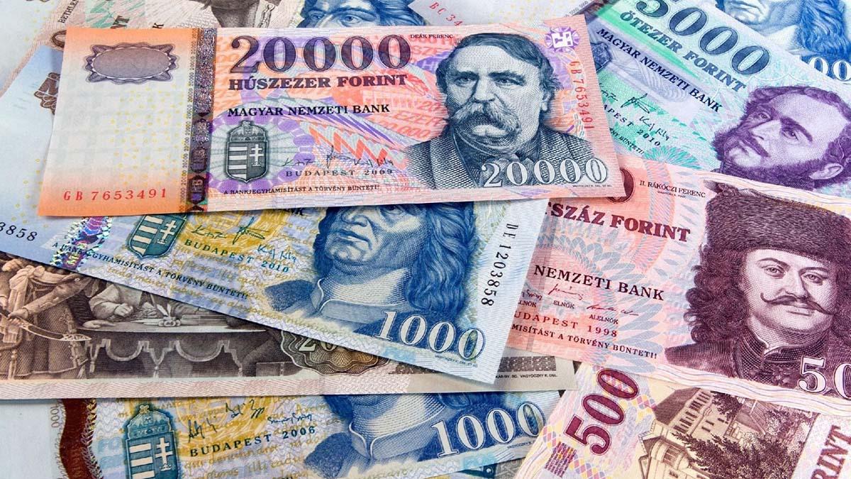 Зарплата в Венгрии растет