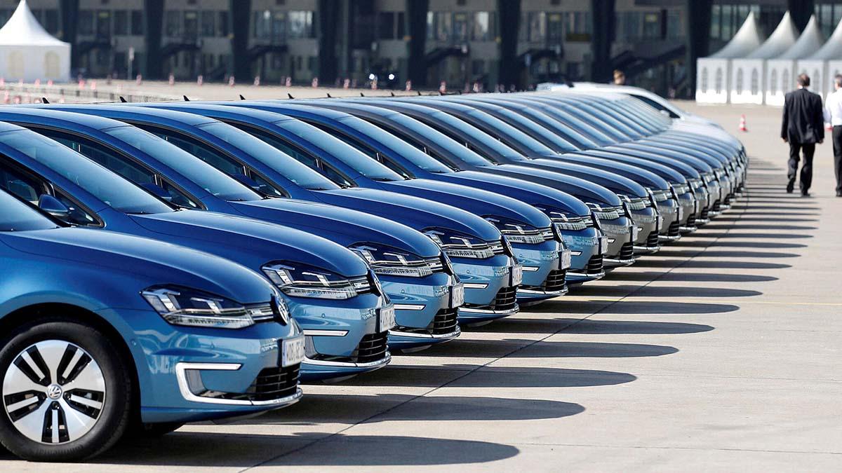 Volkswagen Polska оштрафован на рекордную сумму