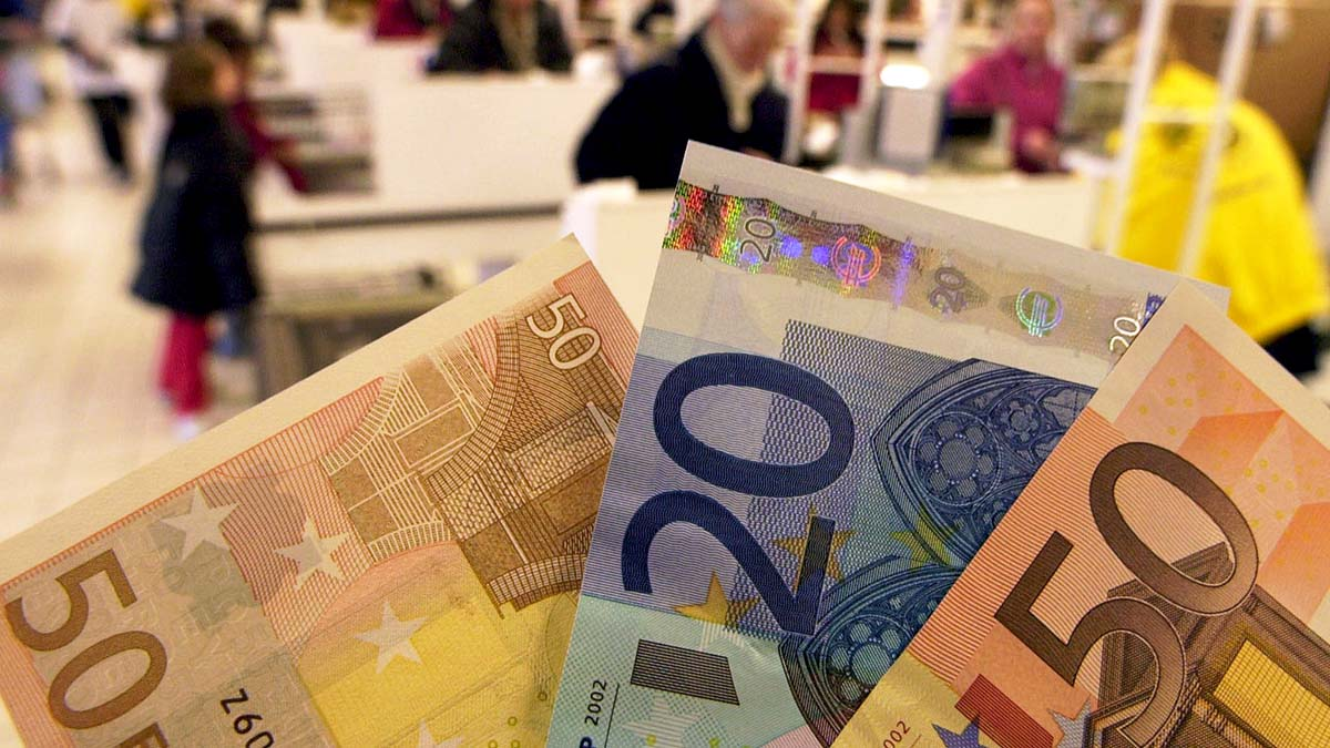 Инфляция в ЕС составила 1,6%