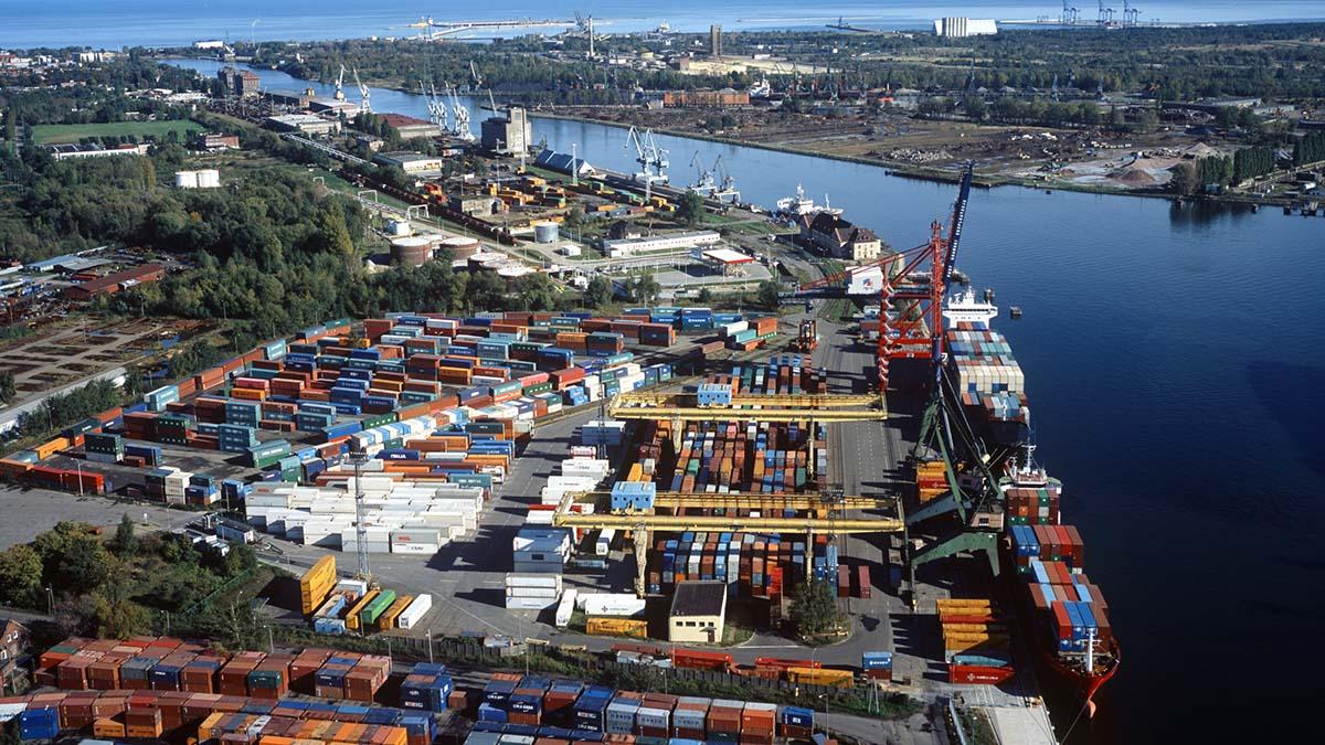 Рекордные показатели польских портов
