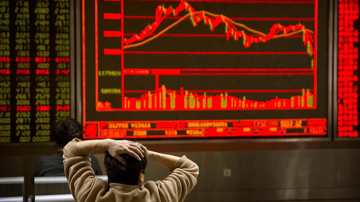 Европейские биржи падают
