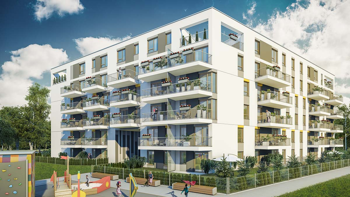 В Польше строят больше жилья